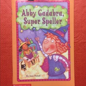 Abby Cadabra, Super Speller